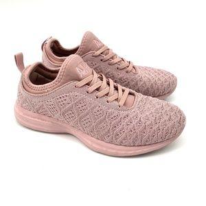 APL Lululemon Techloom Phantom pink sneaker 7.5